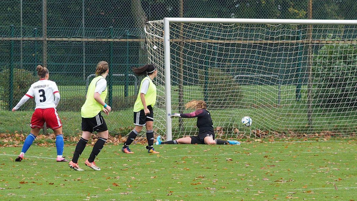 Lisa Marie Fischer ist geschlagen - © hffn.de